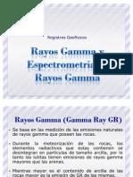 Rayos Gamma y Espectrometría