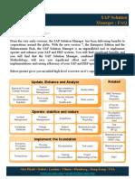 SAP Solution Manager FAQ