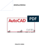 Apostila Auto Cad Civil 3D-Final