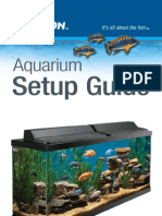 Fish Tank Startup Guide