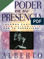 Alberto Mottesi - El Poder de Su Presencia