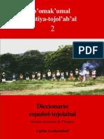 Diccionario Español-Tojolabal