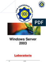Windows Server 2003 Parte I