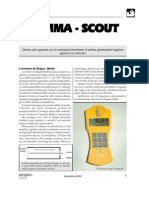 Gammascout geiger counter