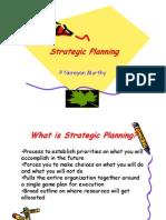 Strategic Planning = PNM 3