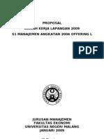 Proposal Kkl 2009 Off l