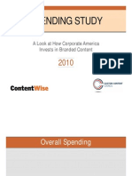 How Corporate America Investes in Branded Content