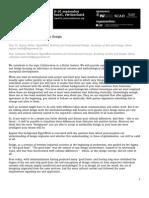 Upstream- Prospects Through Design