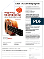 At Last, A Book for Kiwi Ukulele Players!