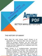 39862980 Amway India Enterprise Pvt Ltd