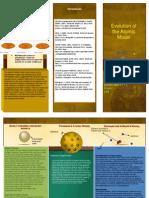 Science ACE - Atomic Model Pamphlet