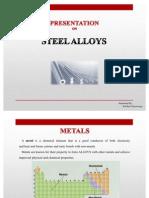 Steel Alloys Main