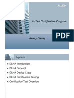 DLNA Technical - Test Overview