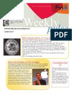 Weekly Pulse 06