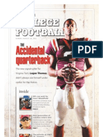 The Roanoke Times' annual college football preview guide