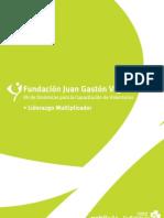 Liderazgo Multiplicador - Kit Dinámicas Capacitación Voluntarios
