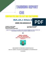Bajaj Allianz Front
