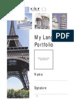 My Languages Portfolio