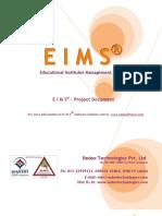 Eims - Schoool Project