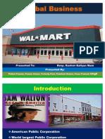Walmart Presentation