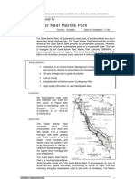 Great Barrier Reef Marine Park Case Study