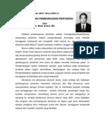 Artikel Akhir Tahun BP-1