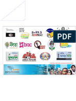 Community Radio Logos of Bangladesh