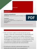 UPV ME PropeS1 Presentacion
