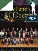 Northern Meeting Programme