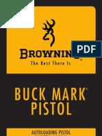 08 243 Bfa Buckmark Pistol