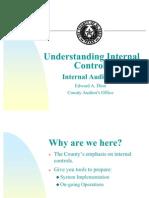 Understanding Internal Control-Internal Audit