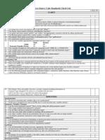 Checklist Java