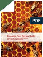 European Peer Review Guide