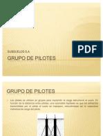 GRUPO DE PILOTES
