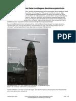 Michael Weißenborn - Phasengesteuertes Radar zur illegalen Bevölkerungskontrolle