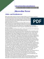 Mikrowellen Terror - Abhör- und Strahlenterror
