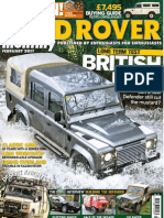 Land Rover Monthly February 2011