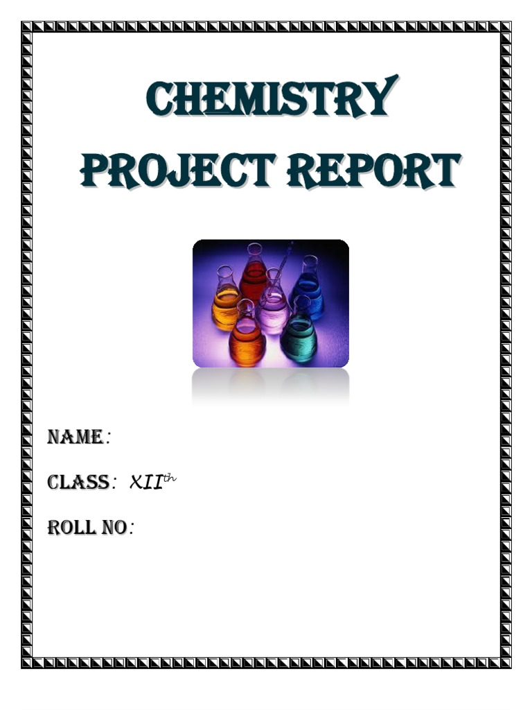 chem project For more information contact scifun@chemwiscedu.