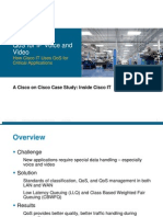 Cisco IT Case Study QoS Print