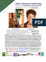 Meg Wheatley + Angela Blanchard - Leaders for the Storm, Aug 2011