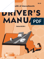 Boston Drivers Manual