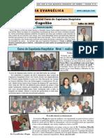 Boletim do Capelão - Julho/2011