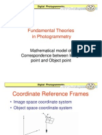 (2) Fundamental Theories in Photo Gramme Try