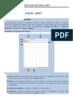 Ejercicios de Excel 2007 (3)