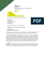 LABORATORIO QUIMICA ORGANICA