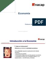 inacap, Economia 2º Sem