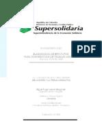 Guia Estatutos Cooperativas de Trabajo Asociado Super Solid Aria Sep 09