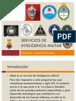 Servicios de Inteligencia Militar