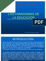 Los Paradigm As de La Educacion Ing. Soberanes