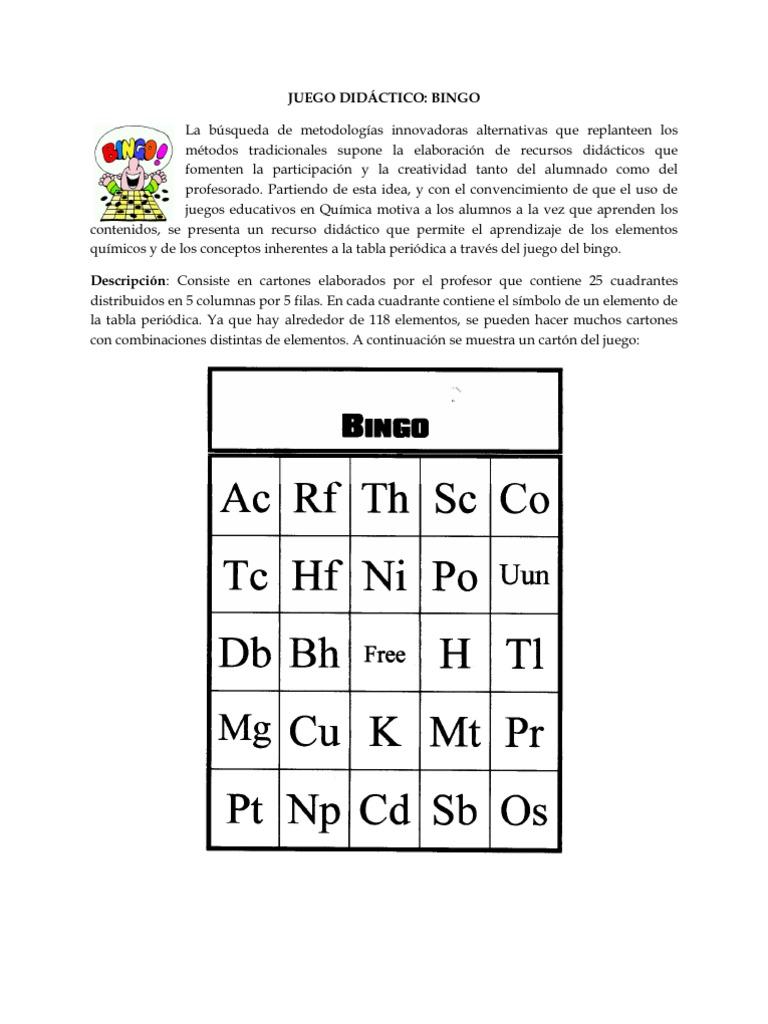 Tabla periodica delos elementos quimicos juegos image collections juegos sobre la tabla periodica de los elementos quimicos images tabla periodica de los elementos juegos urtaz Image collections